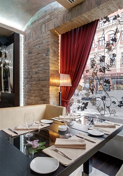 Ресторан Ле сомелье — Пино-нуар - фотография 9