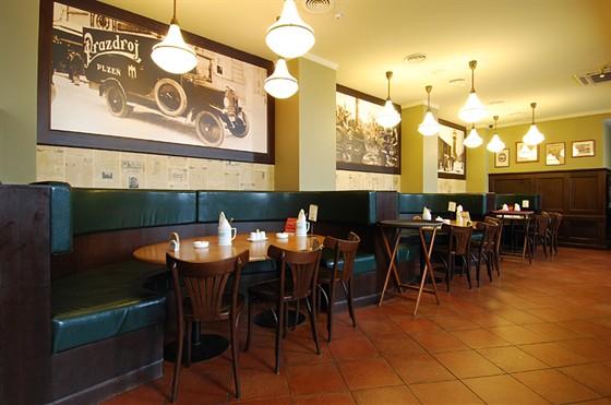 Ресторан Пилзнер - фотография 6 - Пилзнер на Полянке