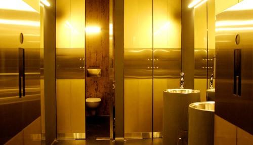 Ресторан Золотая Орда - фотография 8 - WC