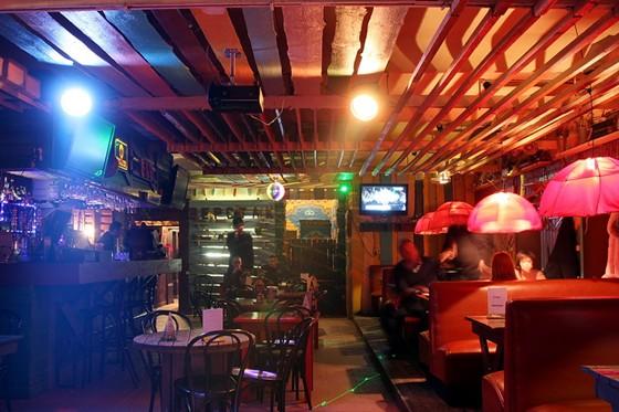 Ресторан Чердак 100% - фотография 1 - Вид с DJplace