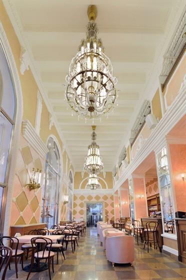 Ресторан Центральный - фотография 10 - КАФЕ
