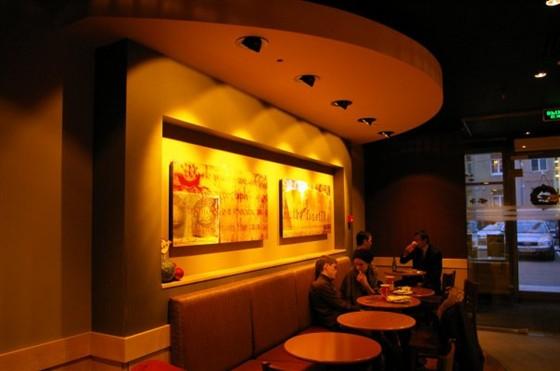 Ресторан Starbucks - фотография 3