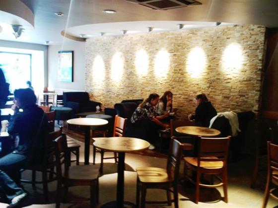 Ресторан Starbucks - фотография 3 - Наш Третий Дом