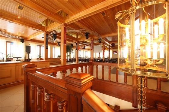 """Ресторан Красный кабачок - фотография 8 - """"Красный кабачок"""". Банкетный зал.          2 этаж."""