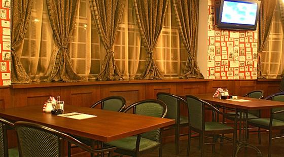 Ресторан Темпл-бар - фотография 1