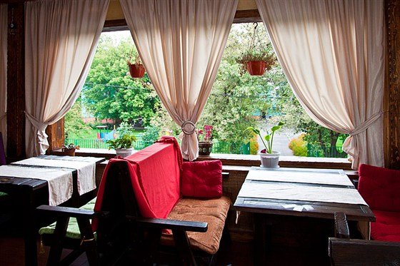 Ресторан Хамса - фотография 27