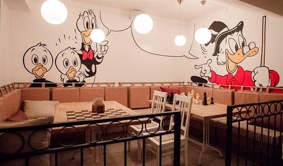 Ресторан Андерсон для пап - фотография 22