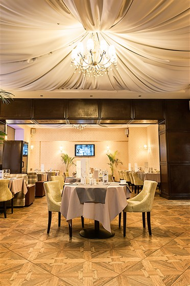 Ресторан Gabbiano - фотография 10