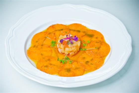 Ресторан Гастроном - фотография 25 - летние блюда