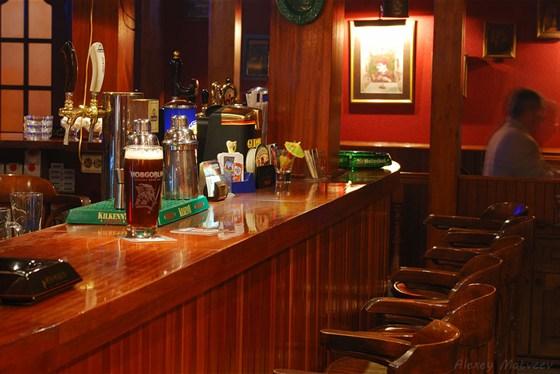 Ресторан Золотая лихорадка - фотография 20 - Барная стойка  ЗЛ