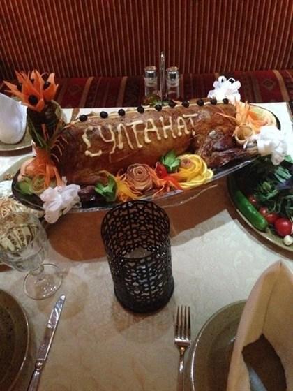 Ресторан Султанат - фотография 15