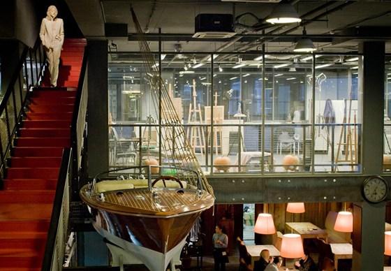 Ресторан Рукав - фотография 5