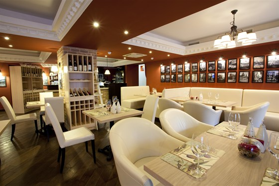 Ресторан Casa di Mosca - фотография 2