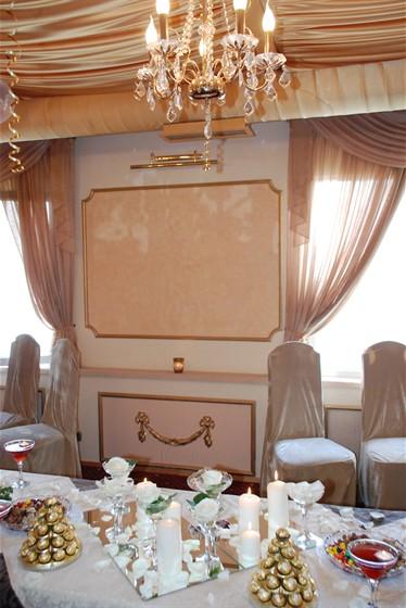 Ресторан Пуэрто Россо - фотография 4 - Фуршет к свадьбе