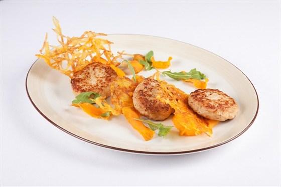 Ресторан Borgato - фотография 6 - Котлеты из кролика