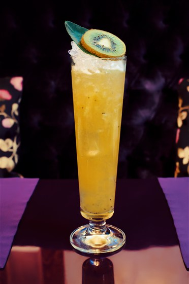 "Ресторан Romanov Bar - фотография 2 - Коктейль ""Tropico"""