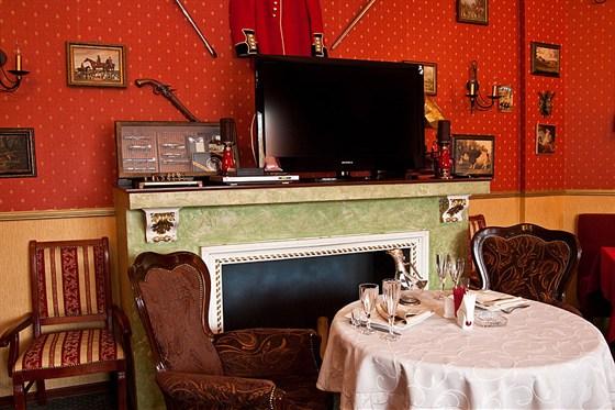 Ресторан Московский Креденс - фотография 4