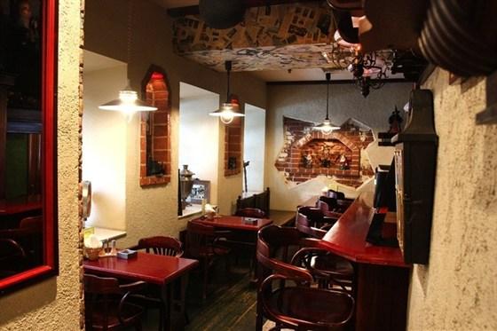 Ресторан Лисья нора - фотография 2
