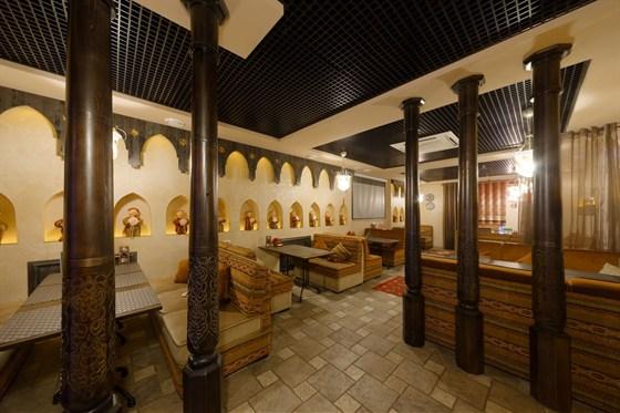 Ресторан Долина - фотография 2 - Некурящая зона