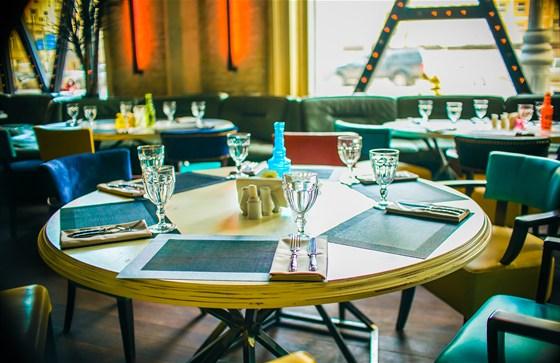 Ресторан Miami Grand Café - фотография 11
