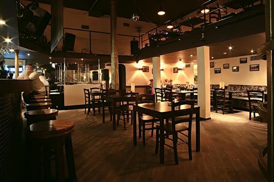Ресторан Бар вредных привычек - фотография 4