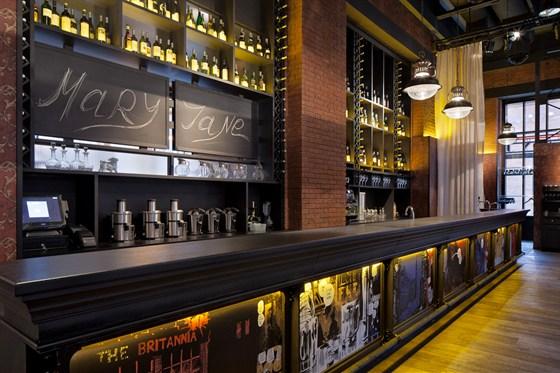 Ресторан Mary Jane - фотография 11