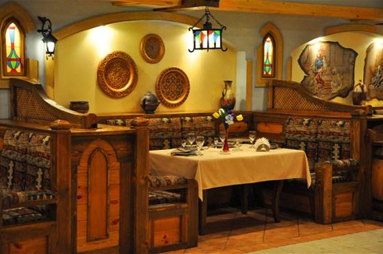 Ресторан Бакинский бульвар  - фотография 10