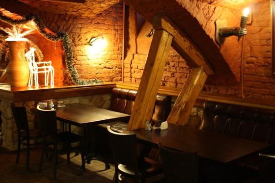 Ресторан Богемиус - фотография 1
