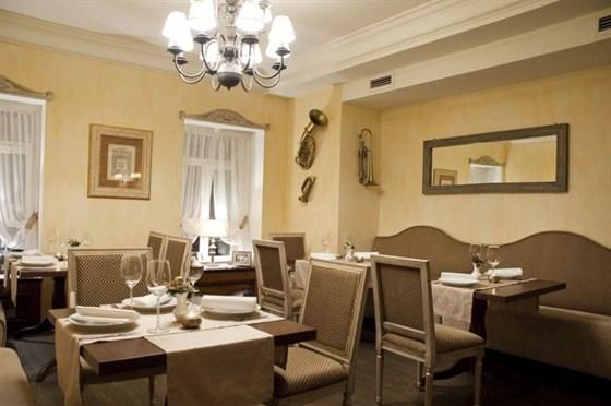 Ресторан La Serenata - фотография 9 - 1 этаж
