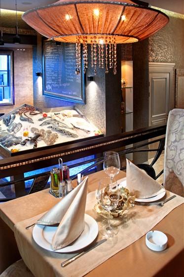 Ресторан Mare Nostrum - фотография 6 - Основной зал