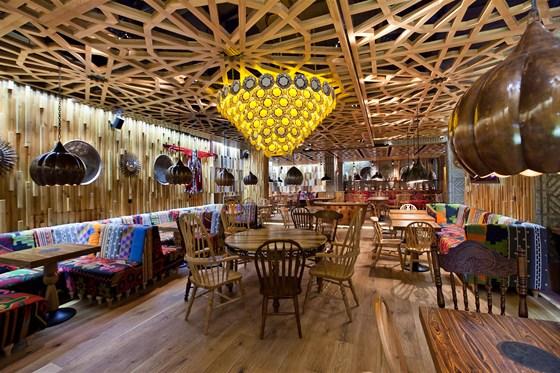 Ресторан Тамерлан - фотография 2