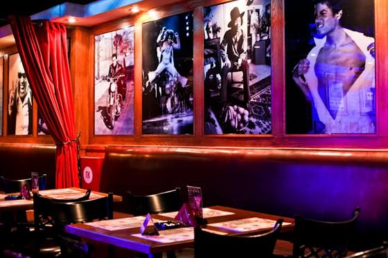 Ресторан The Old School - фотография 8