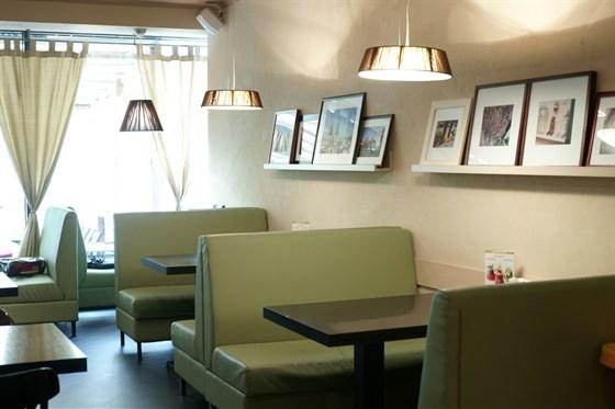 Ресторан Капучинофф - фотография 2