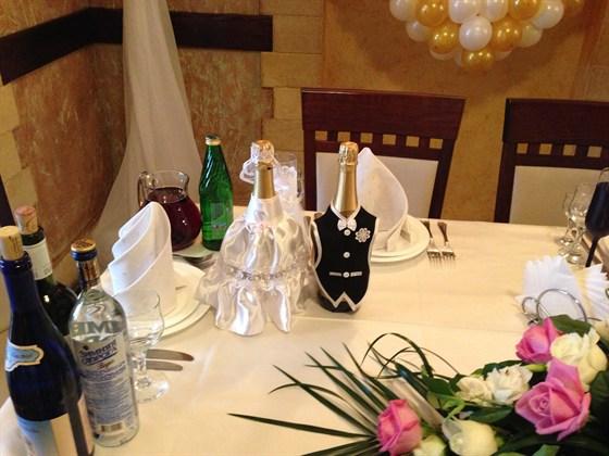 Ресторан На Востоке - фотография 3 - Оформление стола