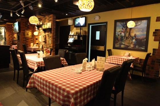 Ресторан Манджонэ - фотография 2