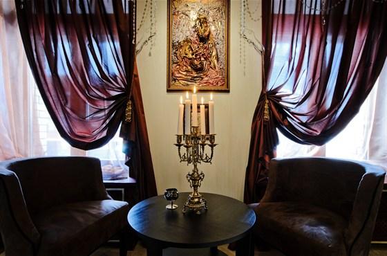 Ресторан Haute Couture  - фотография 19 - Зал 2