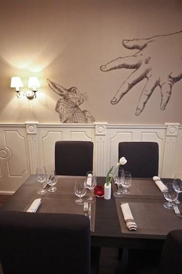 Ресторан Кадриль с омаром - фотография 8 - новый интерьер