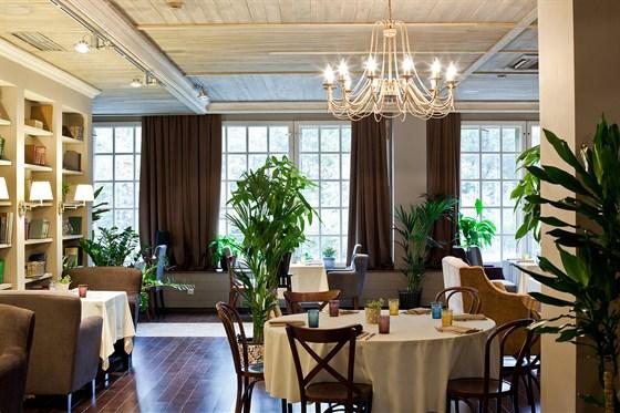 Ресторан Terrine - фотография 12