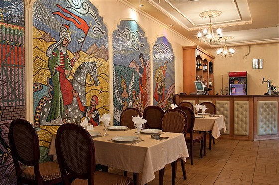 Ресторан Хамса - фотография 11