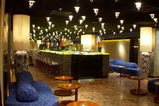 Ресторан Meat & More - фотография 5 - Lobby Bar