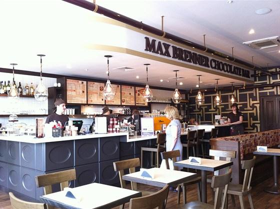 Ресторан Max Brenner - фотография 3