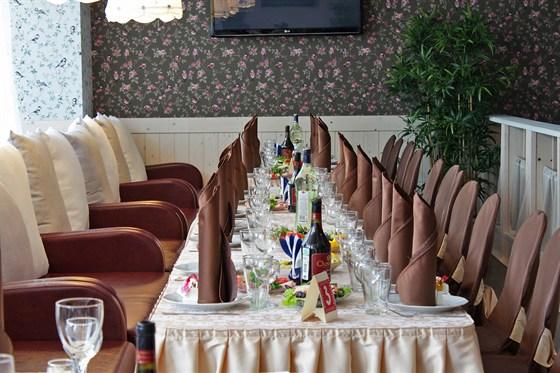 Ресторан Chou Chou - фотография 12