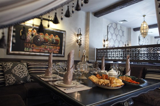 Ресторан Шабада - фотография 4