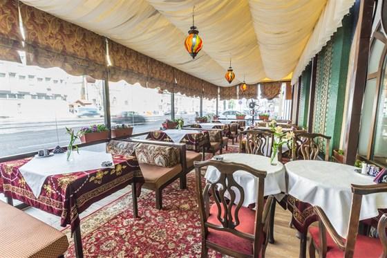 Ресторан Самарканд - фотография 15 - Летняя веранда в Самарканде