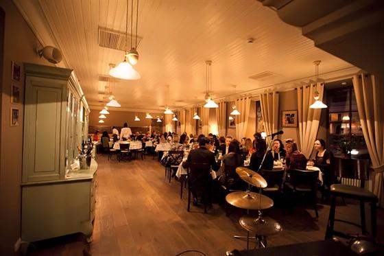 Ресторан Кухня - фотография 38
