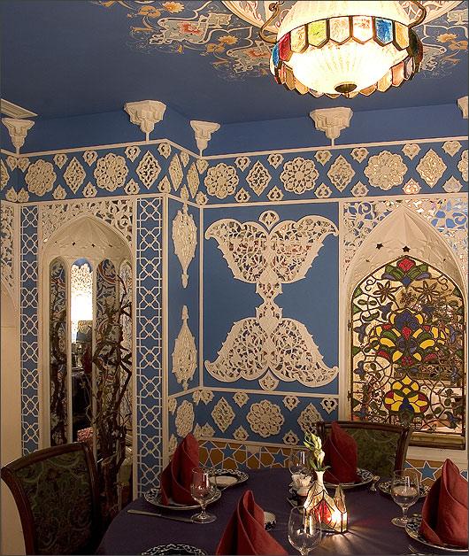 Ресторан Золотая Бухара - фотография 5