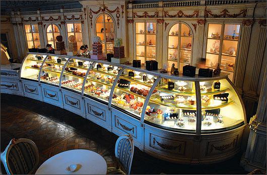 Ресторан Кондитерская «Пушкин» - фотография 34