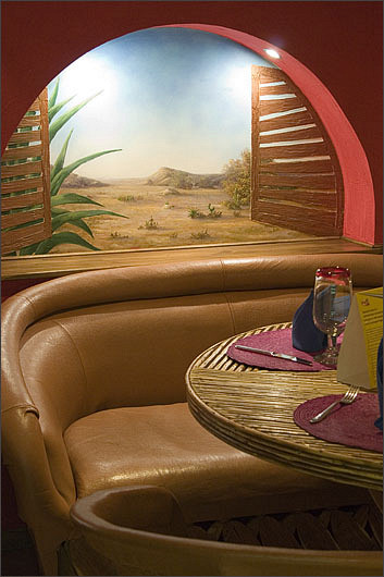 Ресторан Carambas - фотография 2