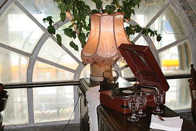 Ресторан Старый чердак - фотография 20
