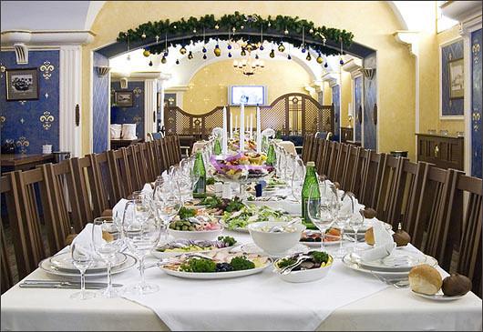 Ресторан Сандуны - фотография 1